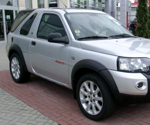 Land-Rover Freelander Sky photo 4