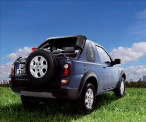 Land-Rover Freelander Sky photo 5