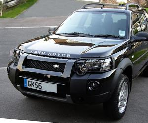 Land-Rover Freelander Sport Edition photo 1