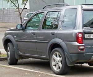 Land-Rover Freelander TD4 photo 1