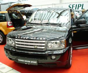 Land-Rover Range Rover photo 9