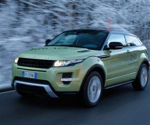 Land-Rover Range Rover Evoque eD4 photo 1