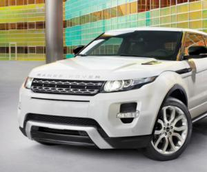 Land-Rover Range Rover Evoque eD4 photo 3