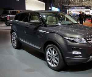 Land-Rover Range Rover Evoque eD4 photo 5