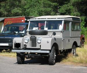 Land-Rover Series photo 1