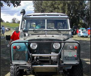 Land-Rover Series photo 14