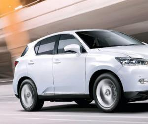 Lexus CX 300h photo 1