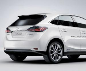 Lexus CX 300h photo 8