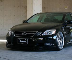 Lexus GS photo 1
