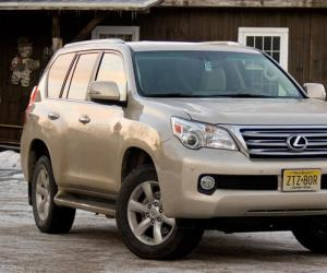 Lexus GX 460 photo 1