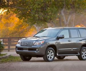 Lexus GX 460 photo 11