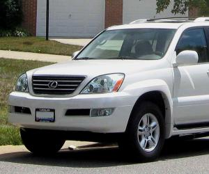 Lexus GX 470 photo 1
