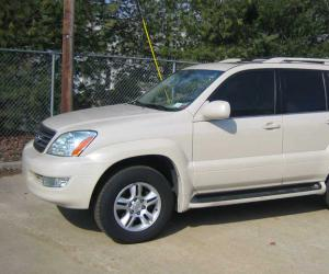 Lexus GX 470 photo 3