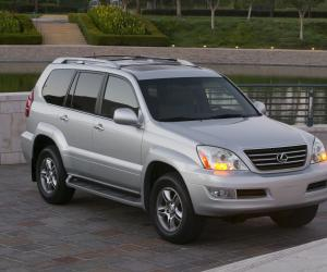 Lexus GX 470 photo 5