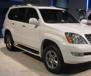 Lexus GX 470 photo 7