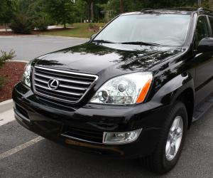 Lexus GX 470 photo 8