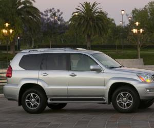 Lexus GX 470 photo 10