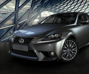 Lexus IS photo 8