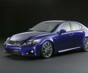 Lexus IS-F photo 1
