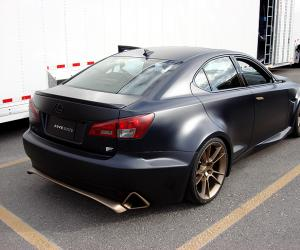 Lexus IS-F photo 2
