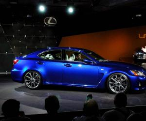Lexus IS-F photo 4