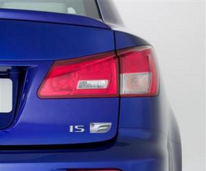 Lexus IS-F photo 5