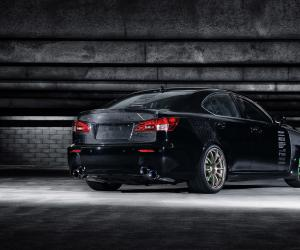 Lexus IS-F photo 7