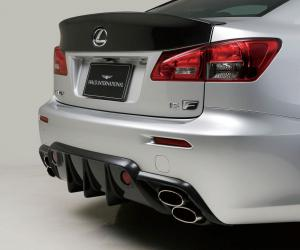 Lexus IS-F photo 11