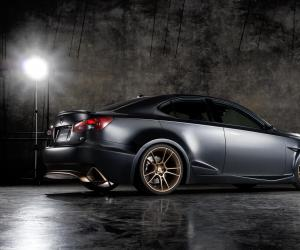 Lexus IS-F photo 12