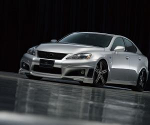 Lexus IS-F photo 13