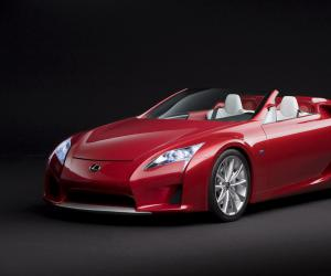 Lexus LF-A photo 1