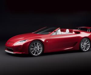 Lexus LF-A photo 2
