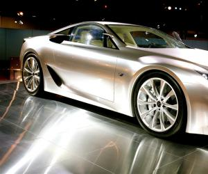Lexus LF-A photo 3