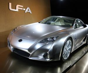 Lexus LF-A photo 5