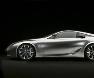 Lexus LF-A photo 6