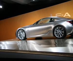 Lexus LF-A photo 7