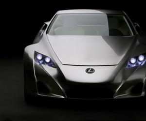 Lexus LF-A photo 8