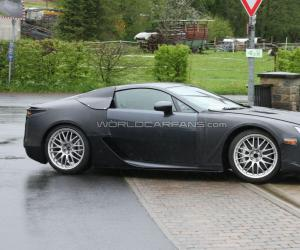Lexus LF-A photo 11
