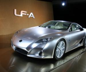 Lexus LF-A photo 12