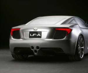 Lexus LF-A photo 13