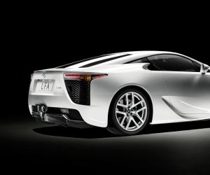 Lexus LFA photo 1