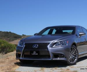 Lexus LS photo 1