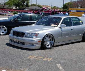 Lexus LS-400 #7
