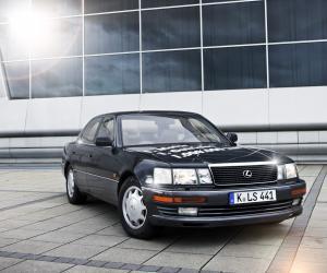 Lexus LS-400 #9