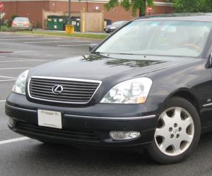 Lexus LS 430 photo 1