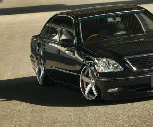 Lexus LS 430 #9