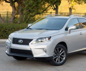 Lexus RX F Sport photo 1
