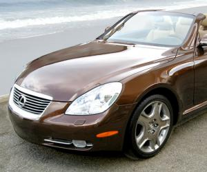Lexus SC 430 photo 1