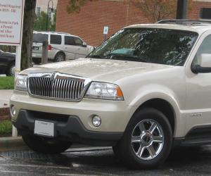 Lincoln Aviator photo 6