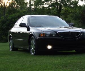 Lincoln LS photo 3